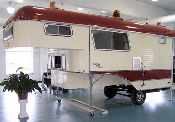 Born Free truck camper   campers   Pickup camper, Truck camper