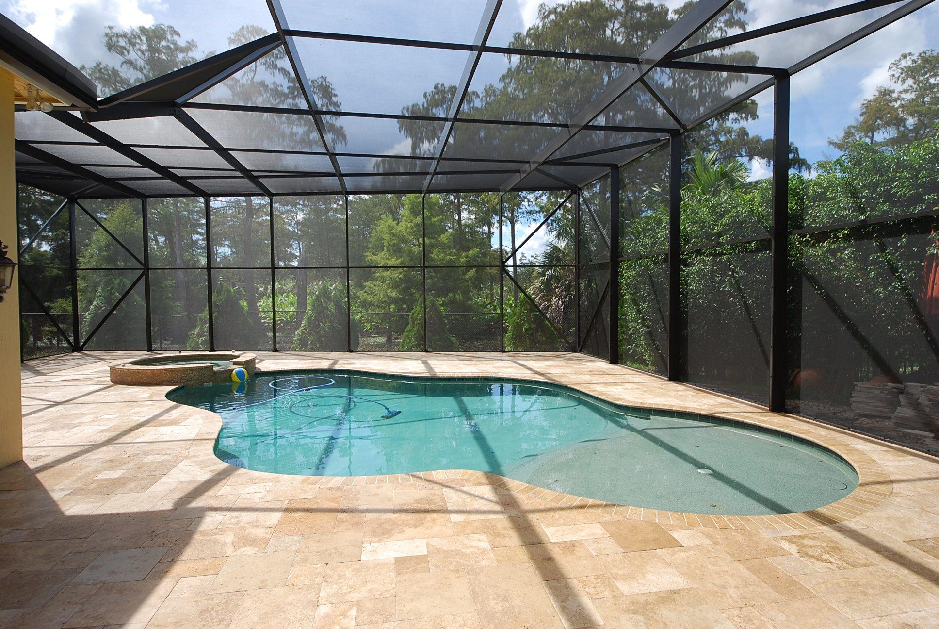 Modern Screen Enclosure Screen Enclosures Pool Screen Enclosure Pool Patio