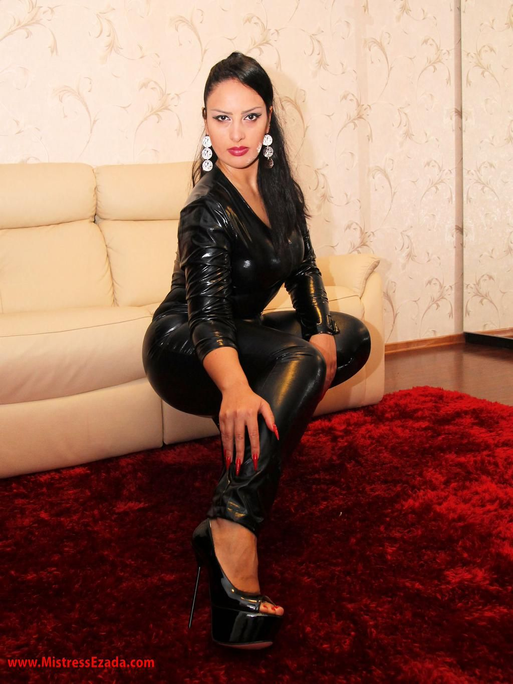 how do you feel when goddess ezada sends you an expected