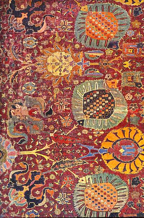 Wealth Of Kings: Masterpiece Persian Carpets   My passion ...