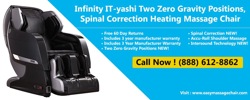 Buy infinity massage chair online at lowest possible price
