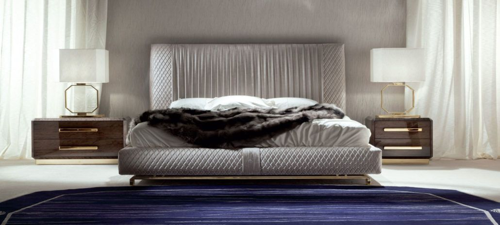 Infinity Bed Infinity Bed Bed Quilted Headboard