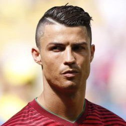 how to get c ronaldo hairstyle