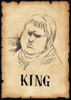 Metal Poster King
