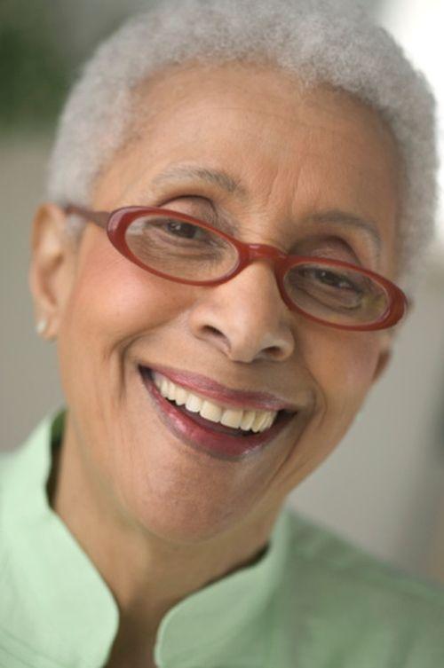 Grey Hair African American Woman: Pin By Joan Humphrey On Hair Styles