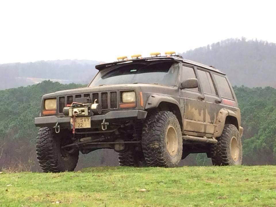 Jeep Cherokee Todoterreno Autos Modificados Autos