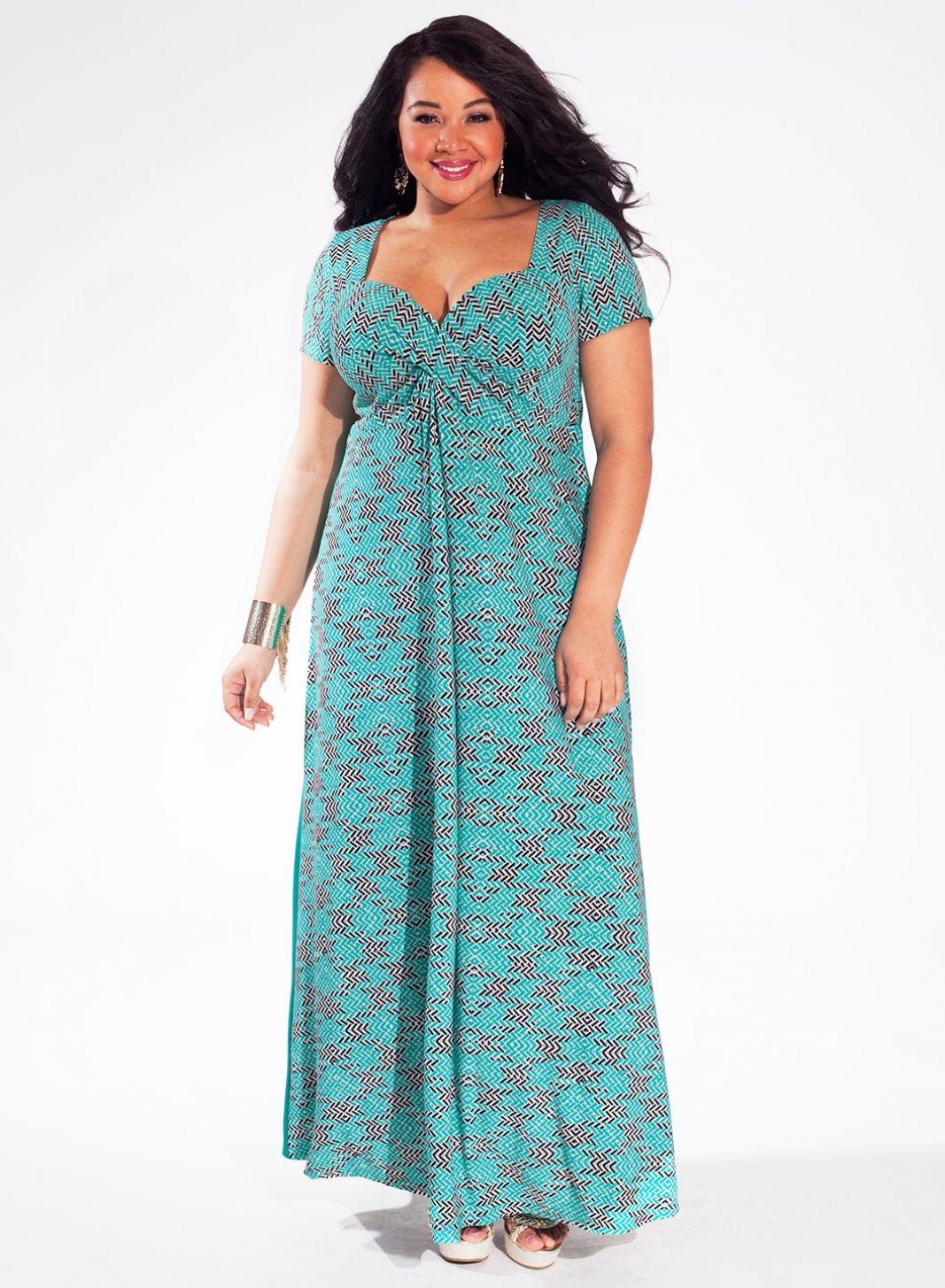 Jenna Maxi Dress in Jade Lane | Plus Size Fashion | Pinterest | Jade ...