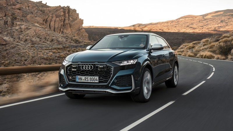 2020 audi rs q8 review in 2020 audi rs audi luxury crossovers pinterest