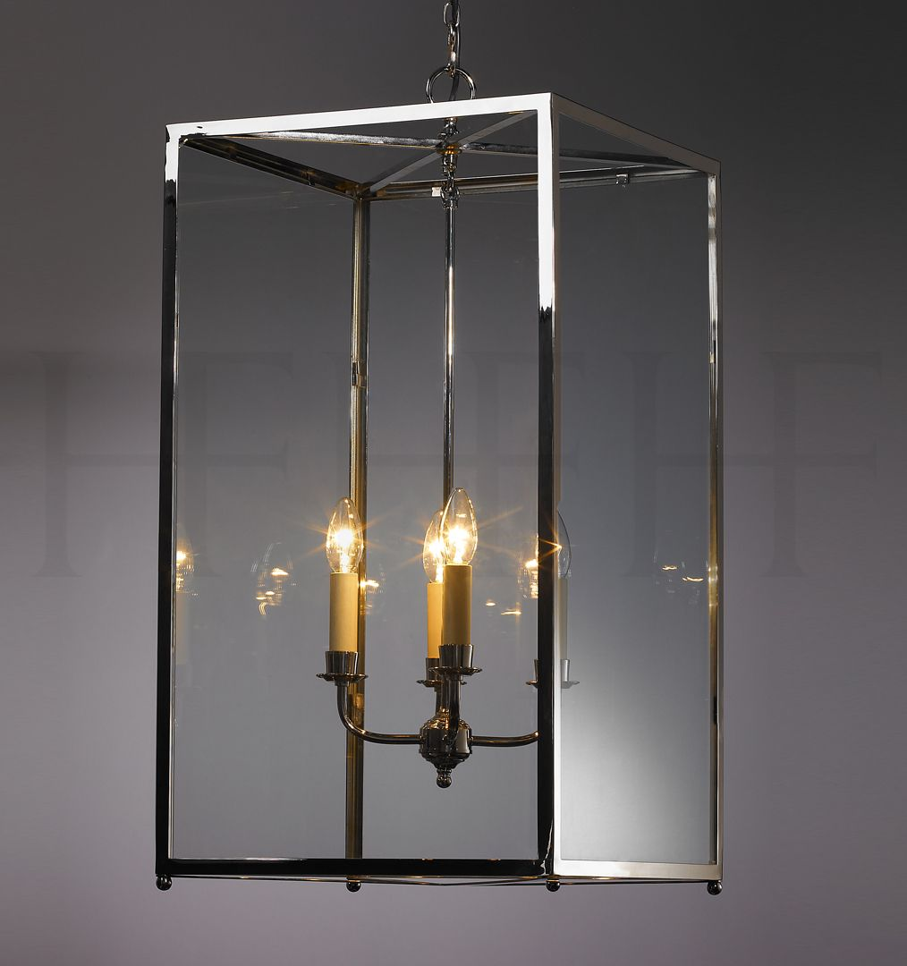 Hector Finch - Pendant Box Lantern Large