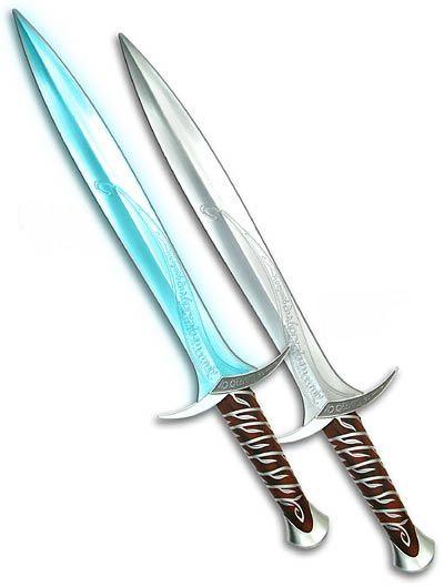 Hobbit Sting Sword of Bilbo Baggins – Ye Old Renaissance Shop  The Hobbit Bilbo Sword