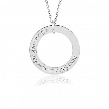 Kay Jewelers Mother Child Necklace