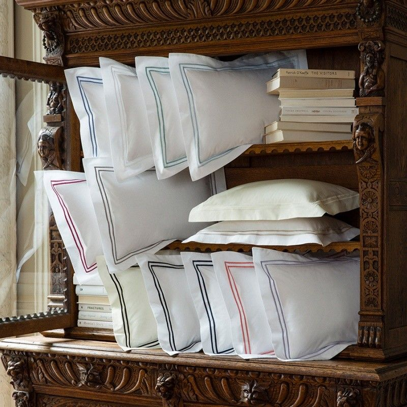 KAMASH Is A High End Retailer Of Luxury Home Linen Brands From Europe U0026 USA