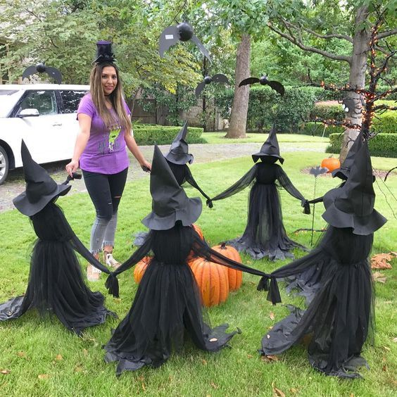 35 Creepy Witch Decorations You Have To Check Out Right