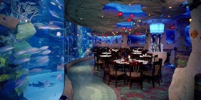 Aquarium Restaurant Kemah