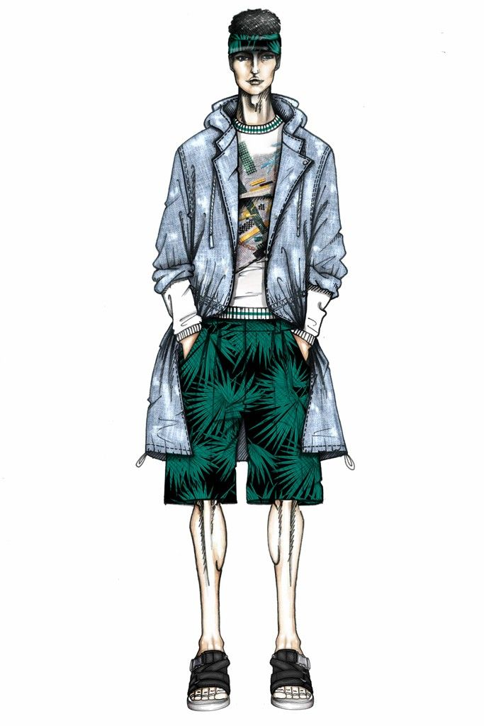 Milan Men's Designer Inspirations UX/UI Designer