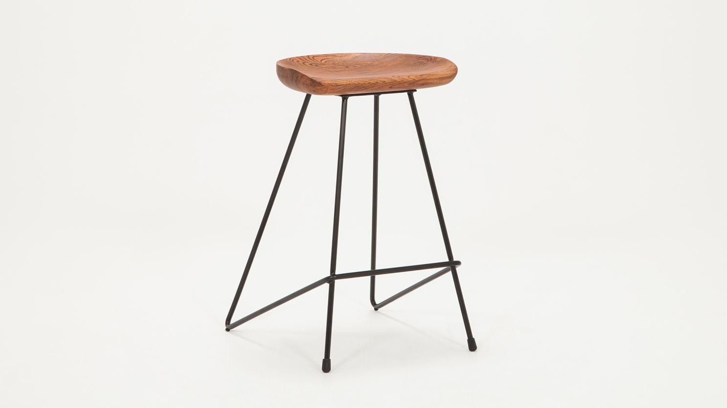 Magnificent Eq3 Dawn Counter Stool 1 Piece Work Design Project Inzonedesignstudio Interior Chair Design Inzonedesignstudiocom