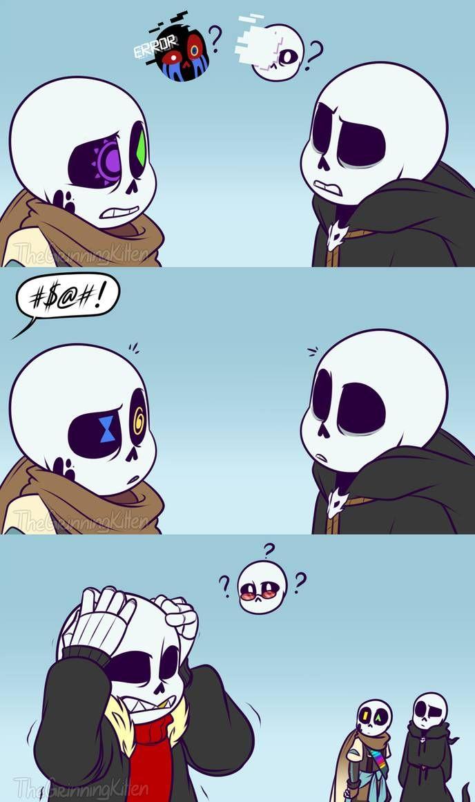 Deep down by FanGirlDSQ   Undertale comic, Underfell comic