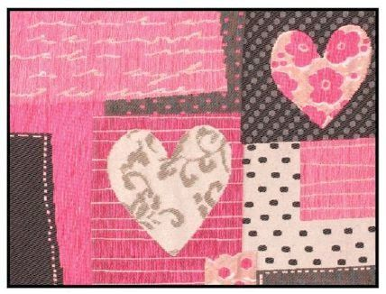 Heart Placemats - Easy Valentine Decorations | Decoration