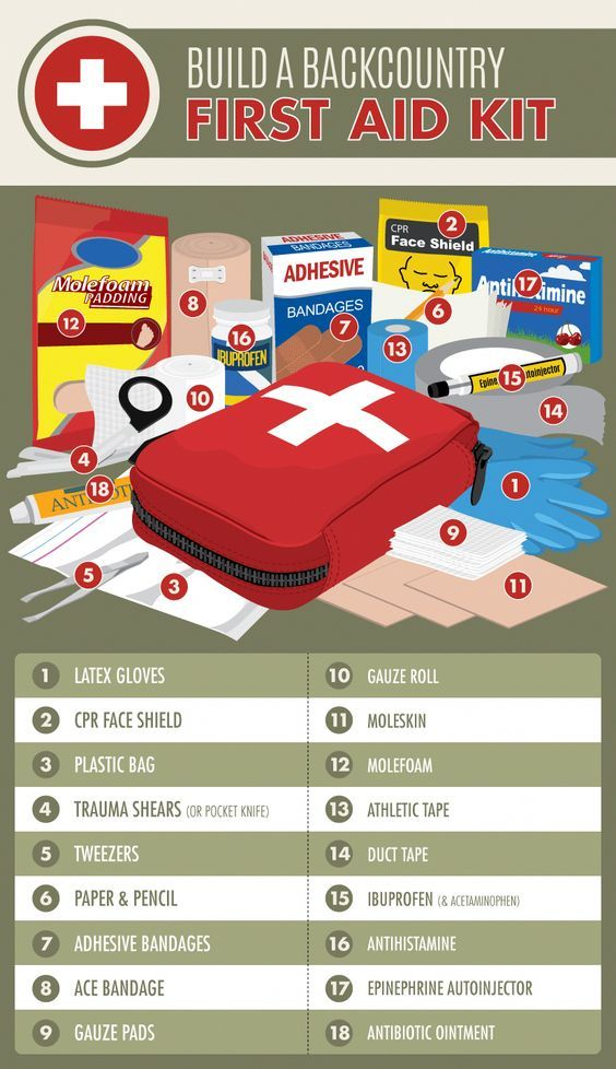 First Aid Kit #firstaid