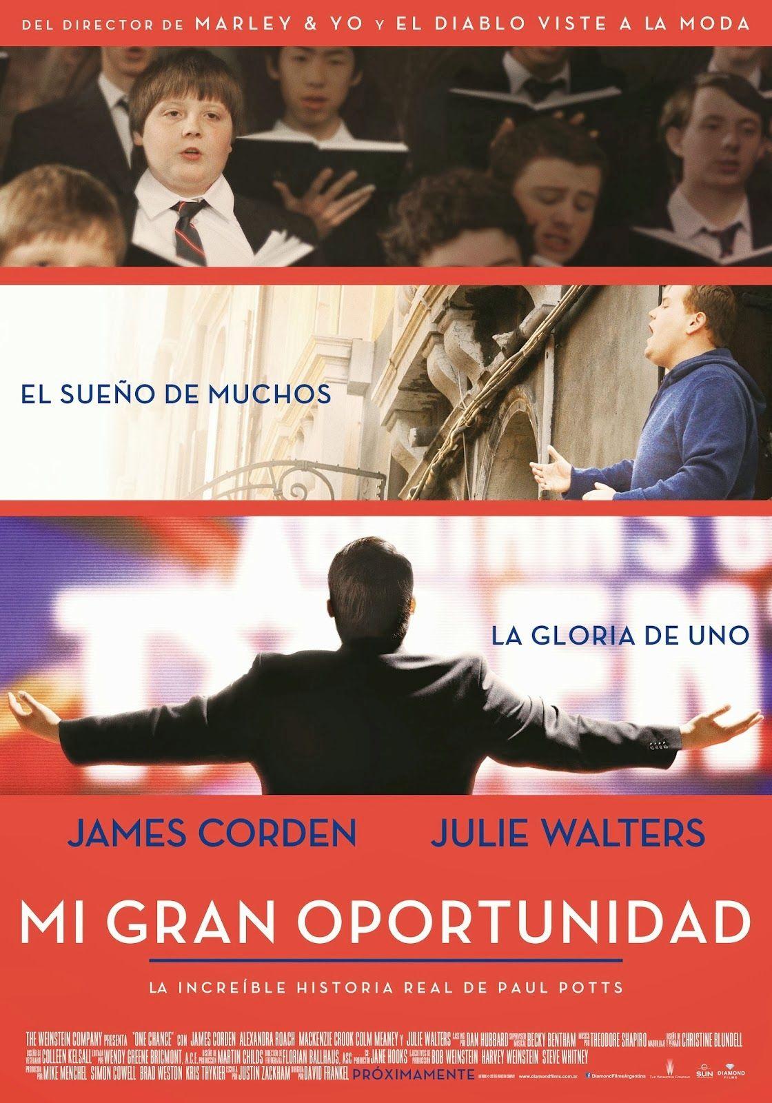 World unickShak: MI GRAN OPORTUNIDAD - cine MÉXICO Estreno: 24 de Julio de 2014