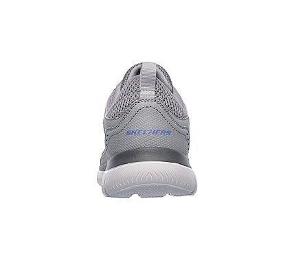 c11210eb0de1 Skechers Men s Summits South Rim Memory Foam Lace Up Jogger Shoes  (Gray Gray)