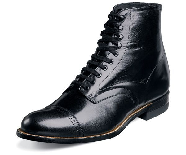Explore Mens Cap, Men Boots, and more! Stacy Adams Biscuit Toe ...