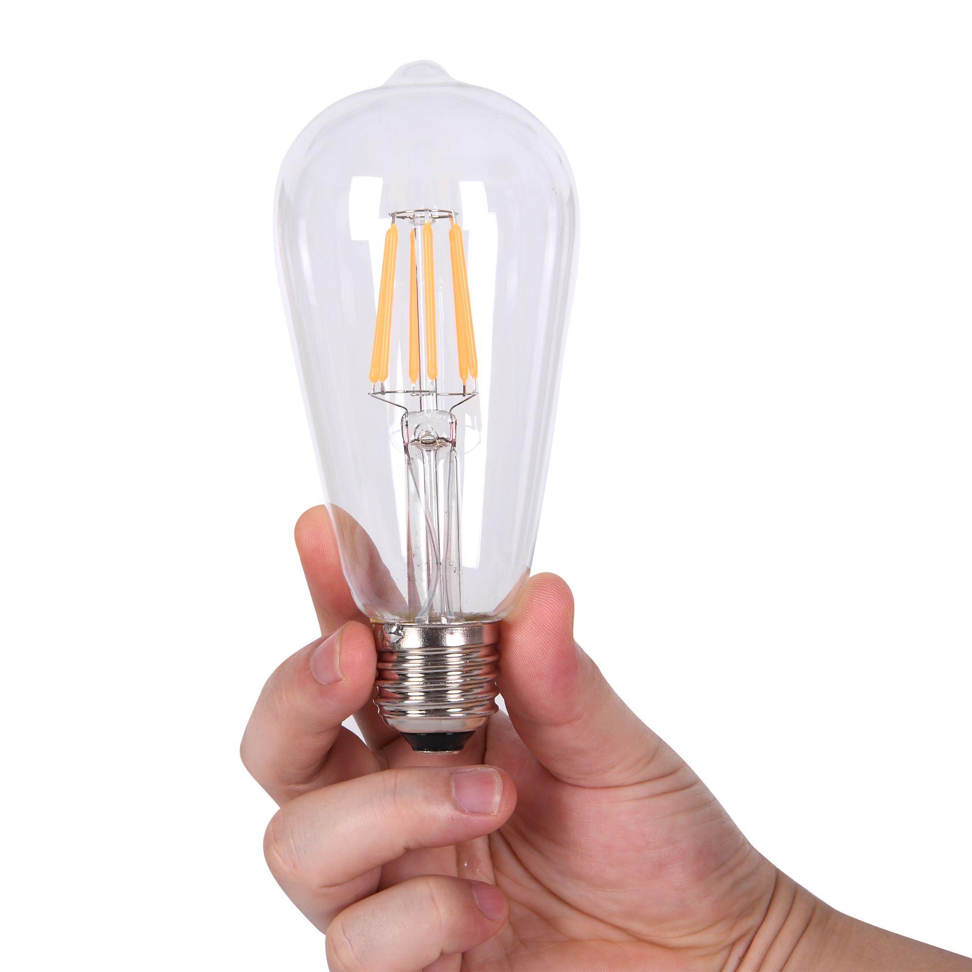 Retro Look With Modern Technology Vintage Edison Led Light Bulbs