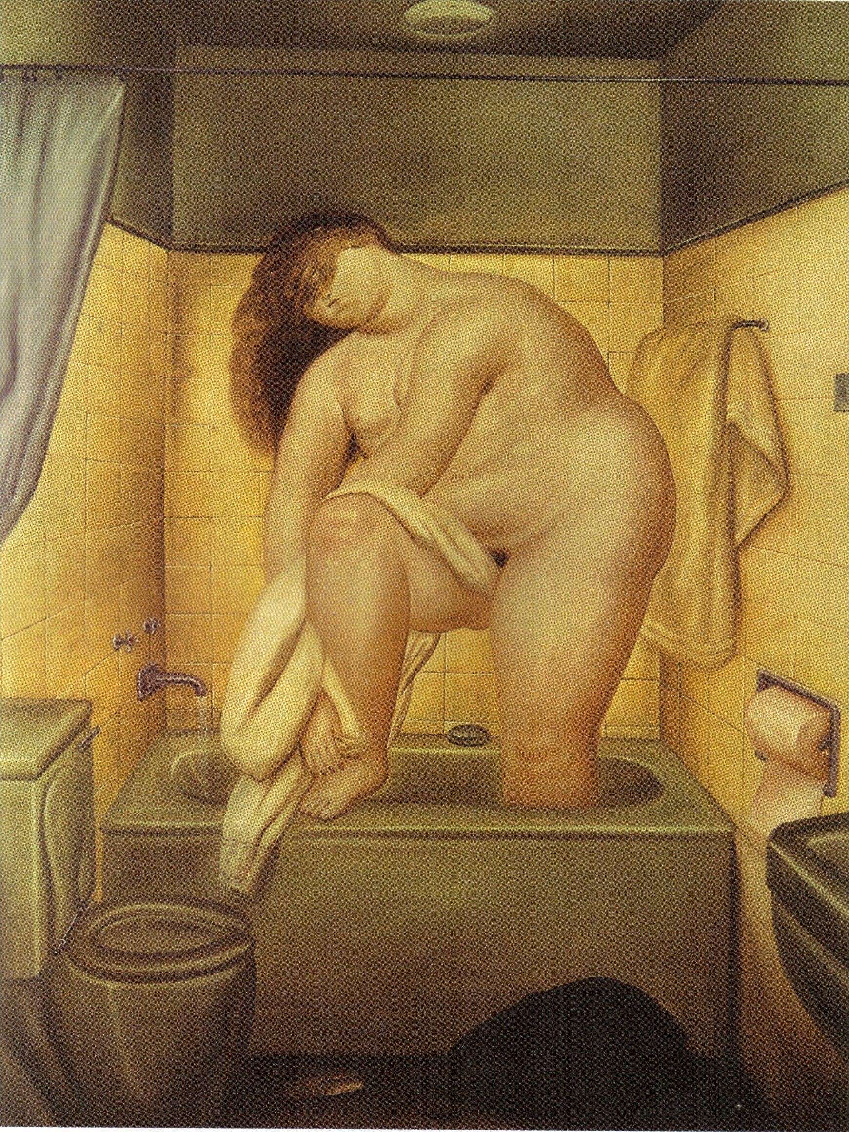 Tribute to Bonnard - Fernando Botero | artearte | Pinterest ...