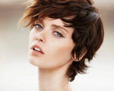 de cortes de pelo corto para mujer primavera verano flequillo bobpelo
