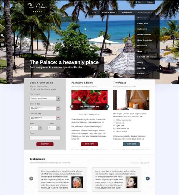 19+ free & premium premium php website themes | website themes, Powerpoint templates