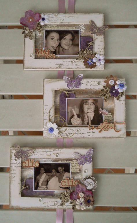 Ikea frames fai da te porta retrato love artesanato for Cassette di legno ikea