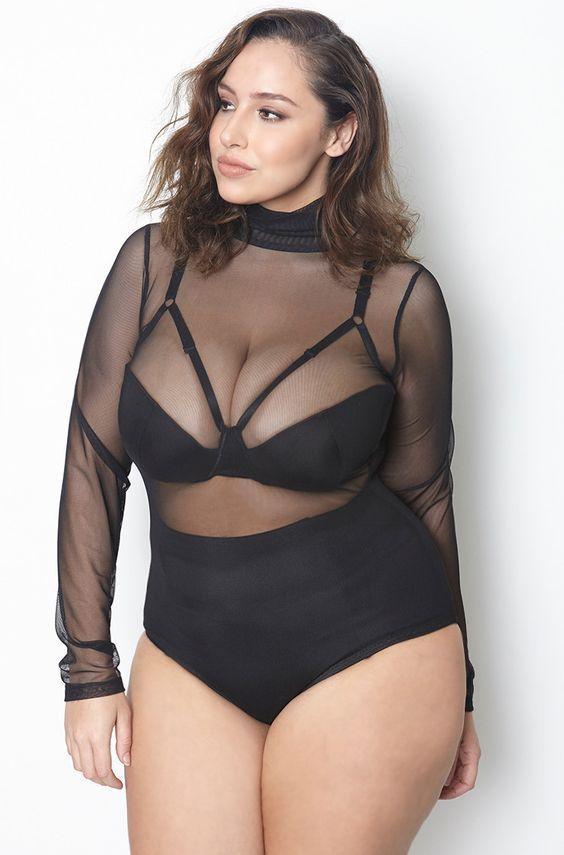 Mature plus size women nude