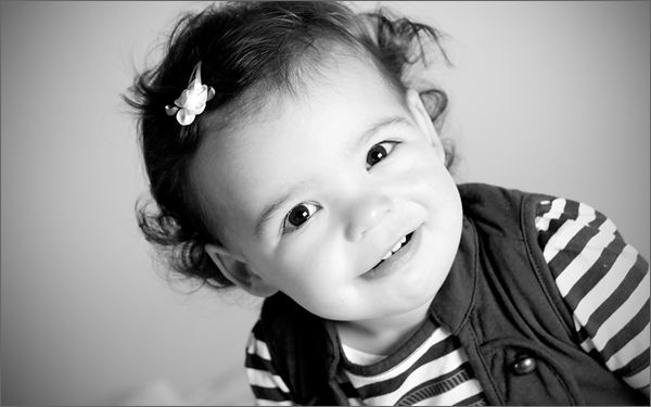 Tinde! Daughter of a friend.(Photographer)