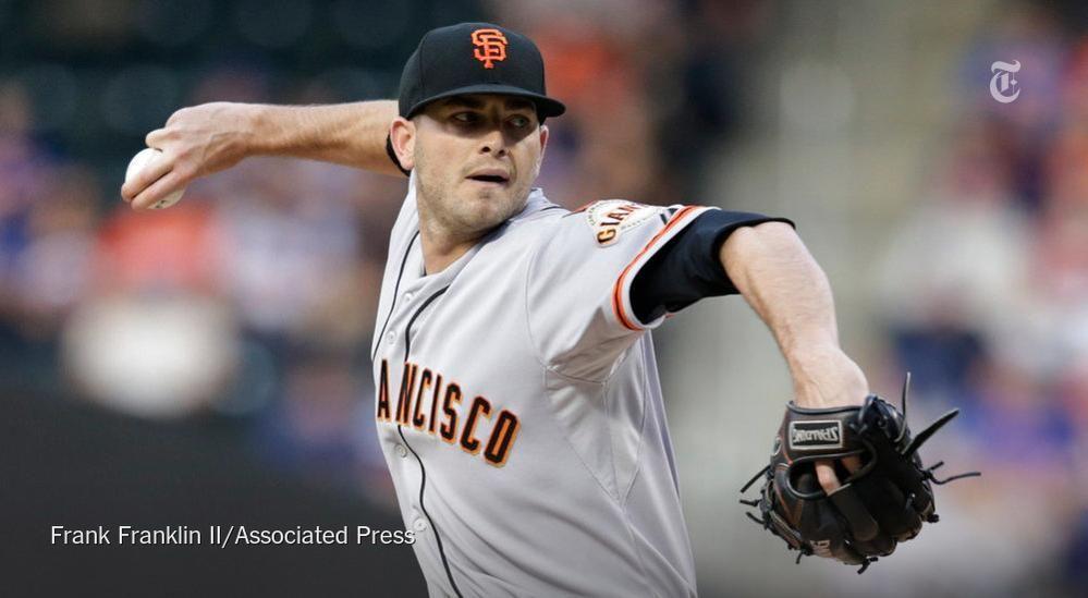 The New York Times on Espn baseball, New york mets, San