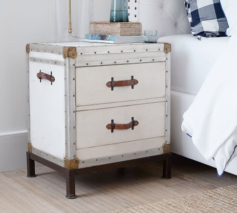 Coleman Bed Pottery Barn Bed frame with drawers