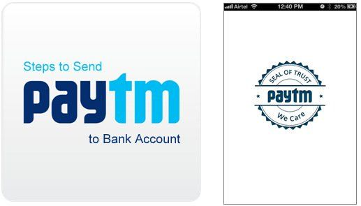 Simple Steps To Transfer Paytm Money Bank Account Now The Collected In Wallet Can Be Transferred Directly