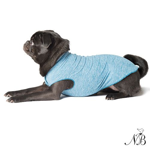 Dog Coat Gold Paw Series Sun Sheild Stretch Jersey Tee Shirt UPF50