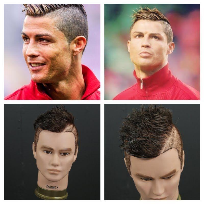 Cristiano Ronaldo Frisur Tutorial Neue Frisuren Frisuren Ronaldo Frisuren Tutorial