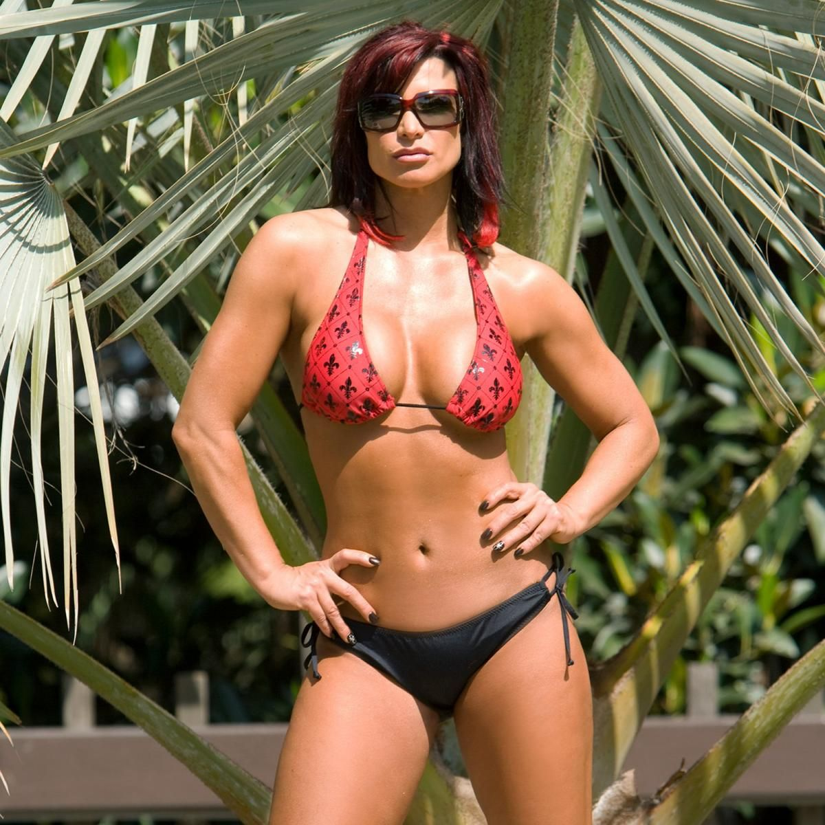 Don't mess with these photos of Victoria   Wrestling divas, Female wrestlers, Victoria