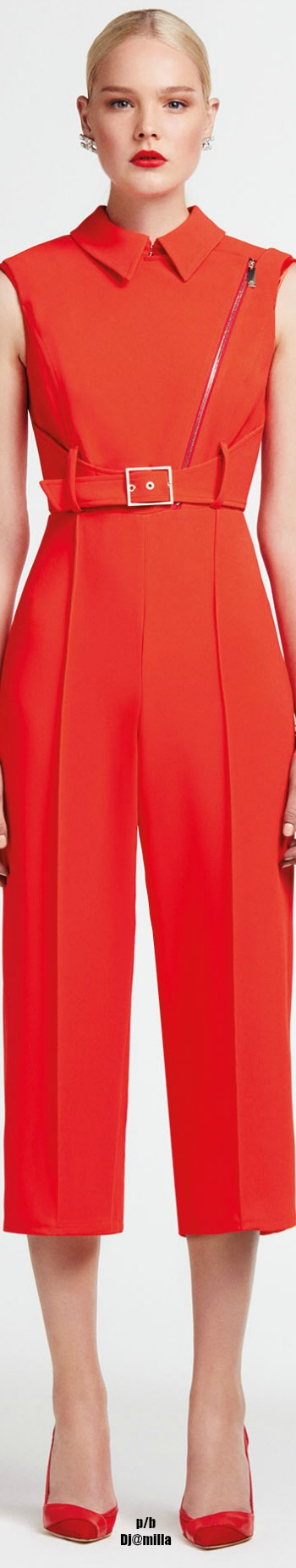 Rosamaria G Frangini | Color Fashion Glam |ELISABETTA FRANCHI Spring Summer 2017 - Lookbook
