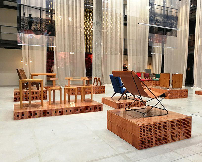 Lina Bo Bardi Design For A New World At Nilufar Depot In Milan