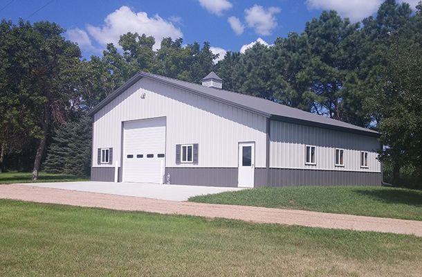 Fordyce NE, Ag Shop, Pinkelman Sales Inc , Lester Buildings