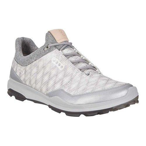innovative design e1f6d 59512 ECCO BIOM Hybrid 3 Tie GORE-TEX Golf Shoe | Products in 2019 ...