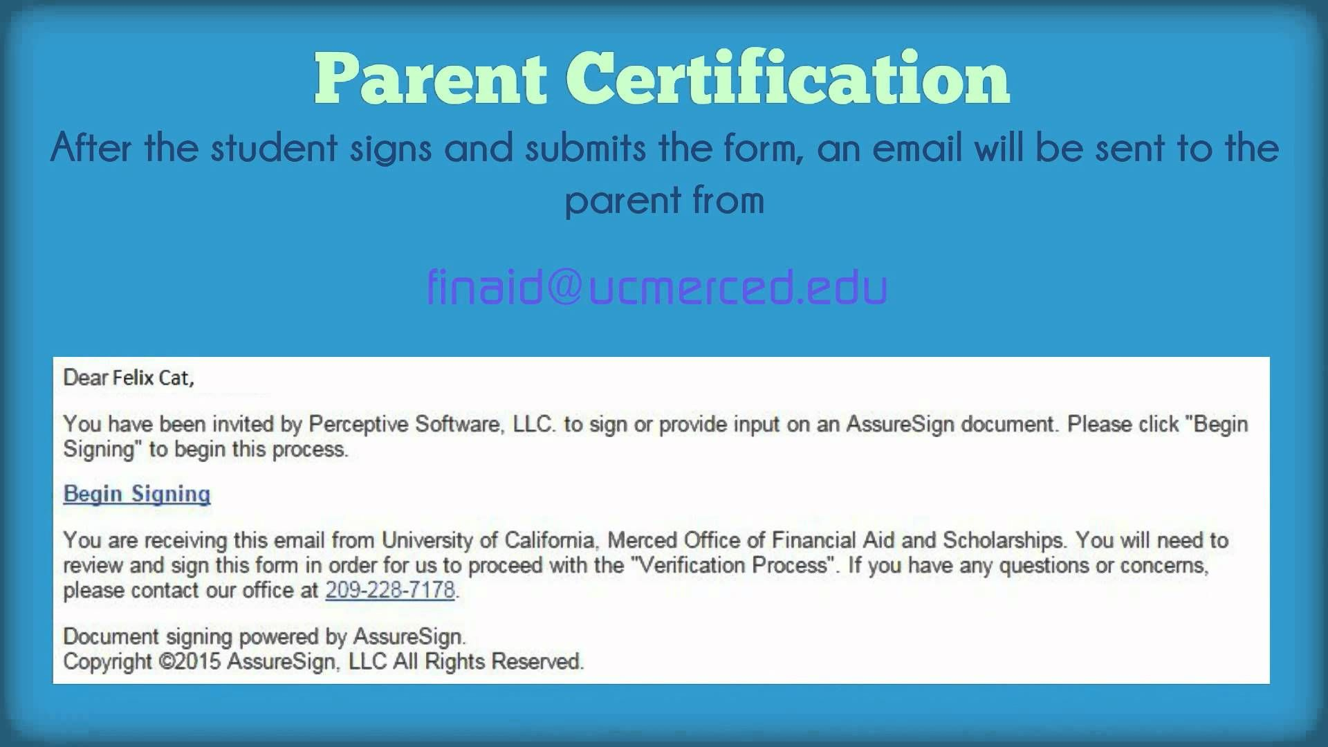 How To Sign The Dependent Verification Worksheet