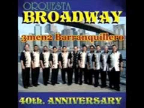 karloz sibanicu la orquesta broadway salsa brava durisima