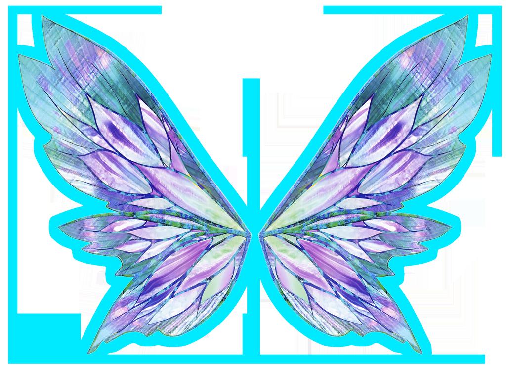 Bloom Dreamix Wings By Feeleam Fairy Wings Drawing Wings Drawing Wings