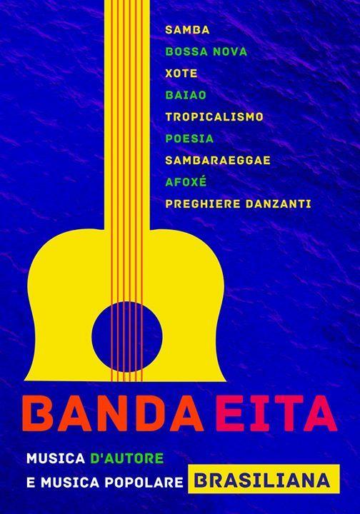 Banda Eita live SAMSARA - Silvi | Eventi Teramo #eventiteramo #eventabruzzo