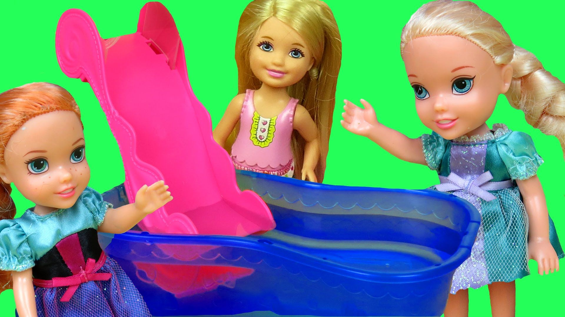 New Anya And Elsya Cheap Toys For Sale