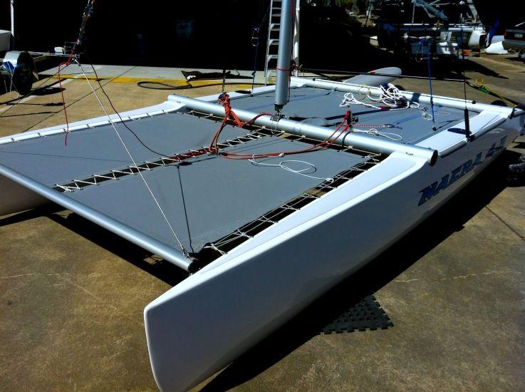 Nacra 4.5 Brisbane Catamaran Centre - Beach Cats World Network