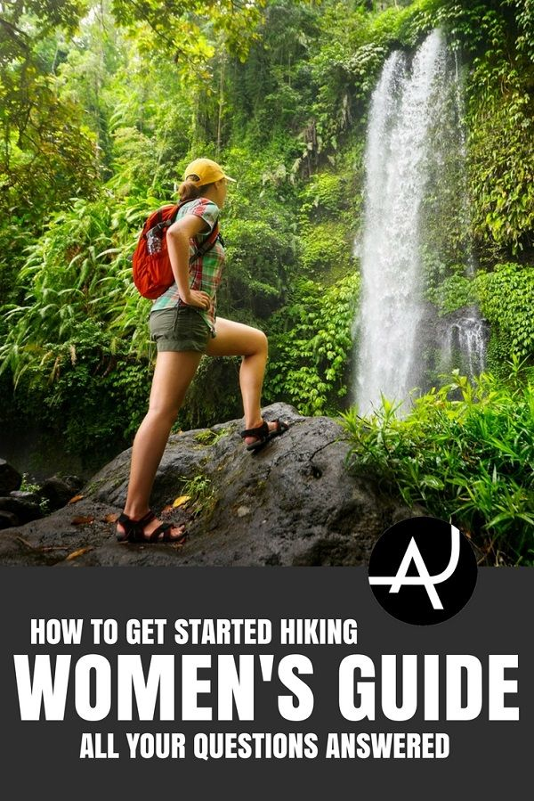 Photo of Women's Guide: How to Get Started Hiking – FAQ